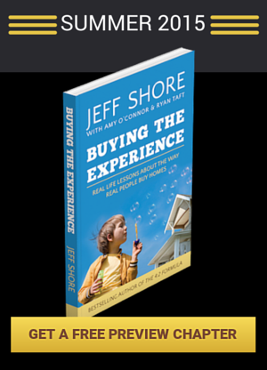 Buying the Experience Real Estate Sales Book | Jeff Shore