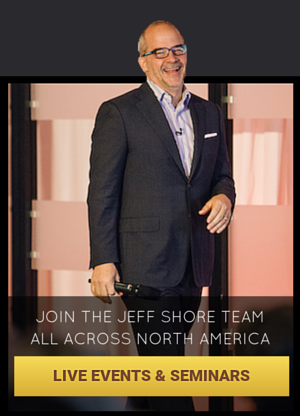 Jeff Shore Live Sales Training Events Workshops Seminars