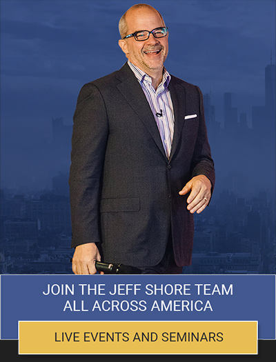 Jeff Shore - Live Events & Sales Training Seminars