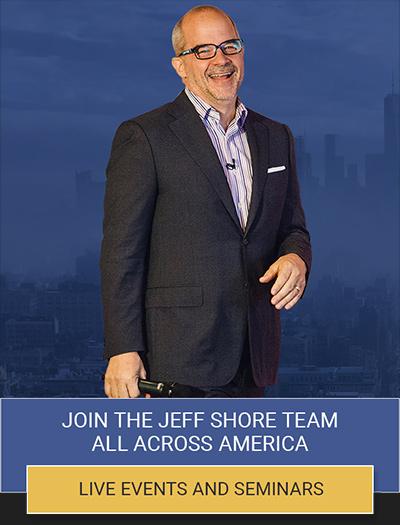 Jeff Shore - Live Events & Sales Training Seminars