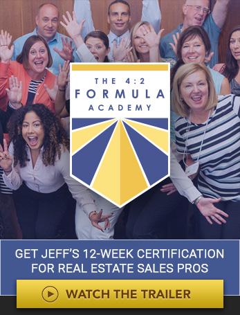 Jeff Shore 4:2 Formula Academy