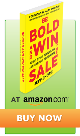 Be Bold and Win the Sale