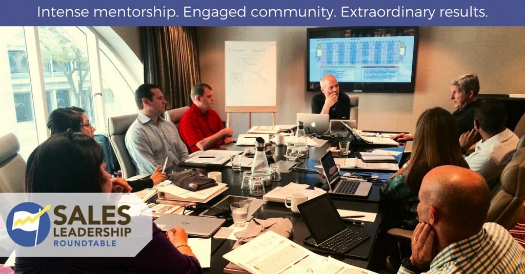 Jeff Shore Sales Leadership Roundtable