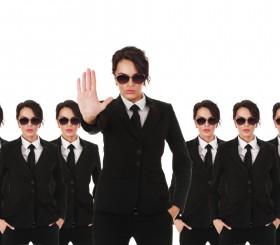 Secret service women