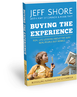 Jeff Shore Buying the Experience Book