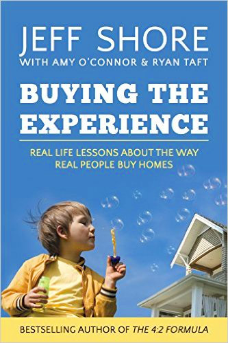 Jeff Shore Sales Books Buying the Experience