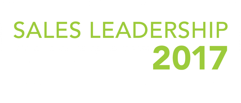 Jeff Shore Sales Leader Summit 2017. August 17-18, 2017, Coronado, CA