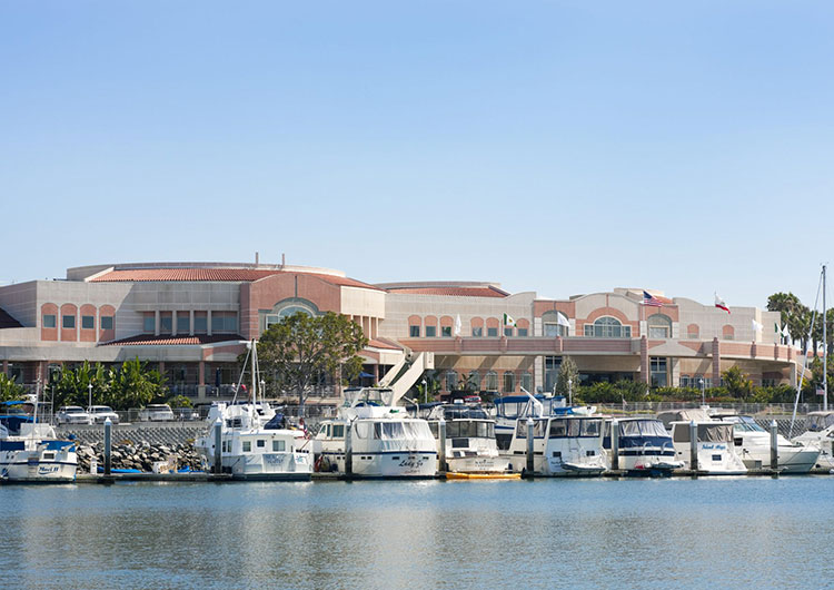 Marina at Loews Coronado Resort
