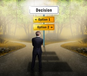 Choice Determins Behavior