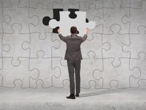 Solving a customers problem