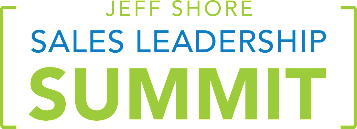 Jeff Shore's Sales Leadership Summit