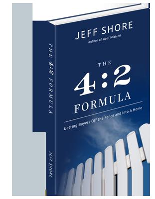 Jeff Shore 4:2 Formula Book