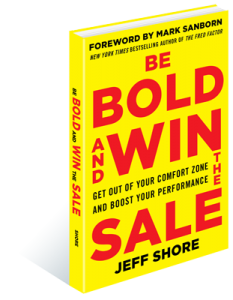 Jeff Shore Be Bold Book