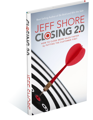 Jeff Shore Closing 2.0 Book