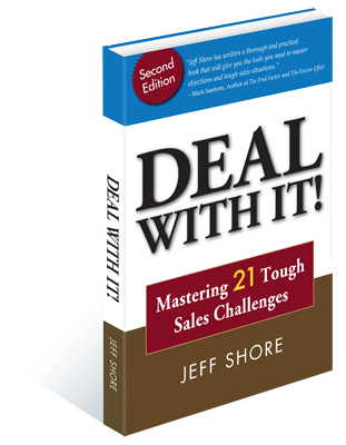 Jeff Shore Deal With It Book