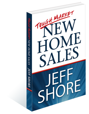 Jeff Shore New Home Sales Book