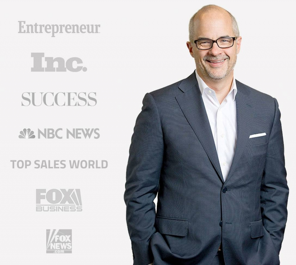Jeff Shore as featured in Entrepreneur, Inc. Success, NBC News, Top Sales World, Fox Business, Fox News.com