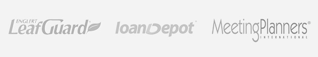 Englert Leaf Guard, Loan Depot, Meeting Planners
