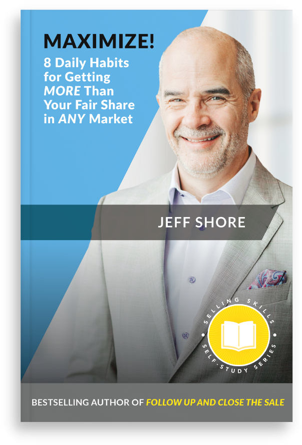 Jeff Shore Maximize Book